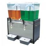 东贝双缸搅拌冷饮机LJ18*2(B) 东贝冷饮机