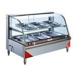 康庭KT-SZ-6A熟食保温柜/熟食凉菜展示柜  商用熟食保温柜/展示柜