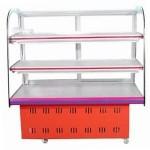北极雪冷柜SH/A-1006L/弧形点菜柜/蛋糕柜