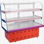 北极雪冷柜SH/A-856L/弧形点菜柜/蛋糕柜