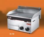 王子西厨EG-718燃气平扒炉 燃气铁板烧炉 台式燃气平扒炉