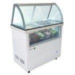东贝冷冻展示柜SDF180-W