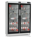 风格消毒柜/风格双玻璃门消毒柜FXC-900   商用消毒柜