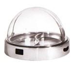 阿托萨(ATOSA)陈列餐炉SK53140-1   透明半翻盖圆形  电热