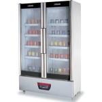 威尔宝双门保鲜柜SCLZ4-728A  威尔宝冷藏保鲜展示柜