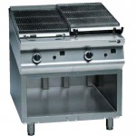 FAGOR BG9-10+MB9-10 法格燃气炭烤炉连柜 法格900系列烧烤炉