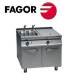 法格FG9-10燃气双缸炸炉