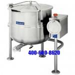 Clevelland KDL-60T可倾式夹层汤锅KDL-60T 直接接蒸汽