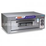 厨宝K-10B 一层两盘燃气烤箱 厨宝烤箱 厨宝单层燃气烤箱