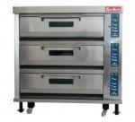 三麦SEC-3Y三层六盘电烤箱 三麦电炉 SUN-MATE面包设备 三麦机械