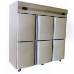 六门冰箱04lx3 雪林六门双压缩机双温冰箱 六门冰箱 铜管制冷