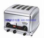 HATCO烤面包片机TPU-230-4 四片多士炉 豪华型手动烤面包机