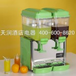 COROLLA双缸果汁机Corolla-2S 美科双缸搅拌式冷饮果汁机