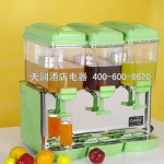 COROLLA三缸果汁机Kincool-3SPS 美科果汁机 冷热果汁机 冷饮机 热饮机