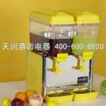 COROLLA双缸冷饮果汁机Smart-2SP 美科冷饮机 搅拌喷淋式果汁机