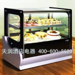 Corolla台式蛋糕展示柜A530V 台式单温蛋糕展示柜 美科台式展示柜