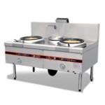 商用厨房双炒单温1.8米大灶/燃气大灶