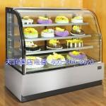 Corolla蛋糕展示柜GL830 美科落地式单温蛋糕展示柜