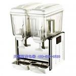 Corolla双缸喷射搅拌组合式果汁机Kincool-2SP 美科双缸搅拌喷淋果汁机