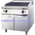 HECMAC燃气烧烤炉连柜FG7X420YN 火山石烧烤炉连柜 (液化气) 海克燃气烧烤炉FG7X420TN(天燃气)