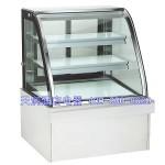Corolla蛋糕展示柜S830S 美科落地式蛋糕展示柜 美科弧形蛋糕展示柜