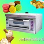 恒联一层二盘烤箱比萨烤箱/烘炉PEO-2A