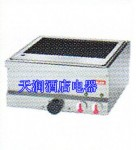 德国PALUX Steak Grill 600毫米坑扒炉 台式电热扒炉 台式坑扒炉(1210)