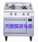 德国PALUX 871 141四头燃气炉烤炉(1210)