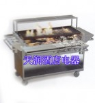 美国Wood Stone WS-SFB-ROB固体燃料烧烤炉(1210)
