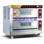 万锋WDL-2双层四盘电烘炉 电烤炉 电烤箱