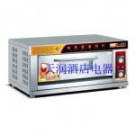 万锋WDL-1一层两盘电烘炉 电烤箱 电烤炉