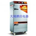 万锋WFP-A12 豪华型微电脑控制蒸饭柜 蒸饭车