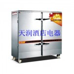 万锋WFP-48 经济型蒸饭柜 蒸饭车