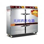 万锋WFP-A24 豪华型微电脑控制蒸饭柜 蒸饭车