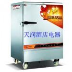 万锋WFP-8 经济型蒸饭柜 蒸饭车
