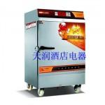 万锋WFP-A6 豪华型微电脑控制蒸饭柜 蒸饭车