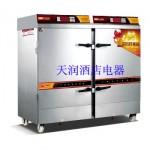 万锋WFP-A48 豪华型微电脑控制蒸饭柜 蒸饭车