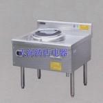 永尚WS-JSZ500D-12K电磁灶 电磁炉 单头500锅 商用电磁炉 电磁厨房设备 大功率电磁炉