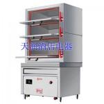 永尚海鲜蒸柜YS-HXZG3M-30KA 三门海鲜蒸柜
