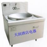 新纽威XNW-DG15KW60G 15kw60单头大炒锅 商用电磁炉