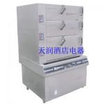 伊立浦EGZ-300C商用电磁三门蒸柜