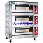 亿高燃气烤箱/三层六盘烤燃气箱RKWS-60 亿高烤箱 燃气烘炉 豪华燃气烤箱