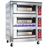 亿高燃气烤箱/三层九盘烤燃气箱RKWS-90 亿高燃气烘炉 3层9盘燃气烤箱 亿高烤箱