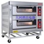亿高RKWS-40燃气烤箱/二层四盘  亿高烤箱 二层四盘烤箱 豪华燃气烤箱 商用燃气烤箱
