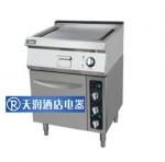 美的XP2-D6514A-J电热扒炉连焗炉立式电扒炉