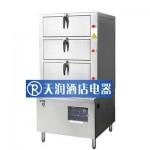 美的电磁海鲜蒸柜(1.1)CZ3-S30KD三门海鲜蒸柜