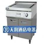美的XP2-D6508A电热扒炉连下柜立式扒炉