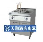 美的XM2-D6510A电热煮面炉连下柜