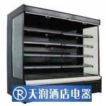 黎明L-LFG-F立式风幕柜 超市冷柜 冷藏展示柜