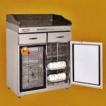 亿高消毒柜YTD330A 茶水柜/配餐柜/保洁柜 多功能组合柜消毒柜 餐厅食具消毒 吧台消毒柜 不锈钢餐具消毒柜